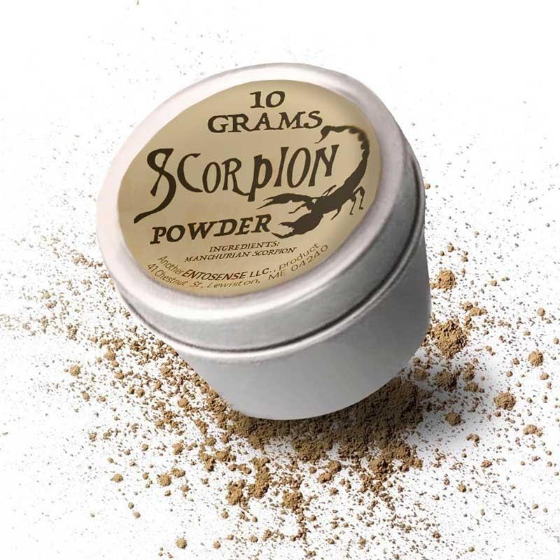 Scorpion Powder 10 Grams