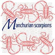 Edible Manchurian Scorpions