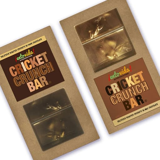 Cricket Crunch Bars