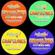 Chapulines Labels