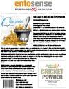 Cricket Powder Information