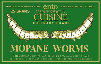 Entocuisine-Mopane-Label