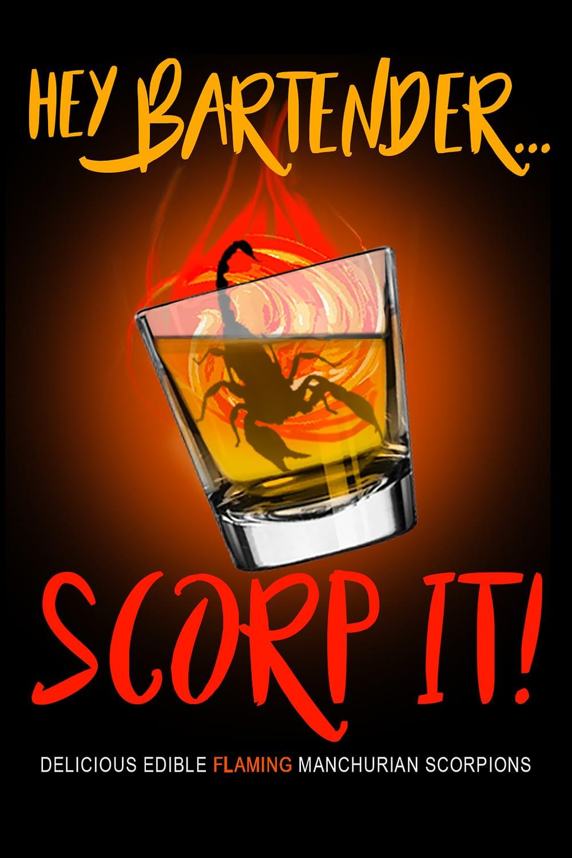 Scorp-It Scorpions