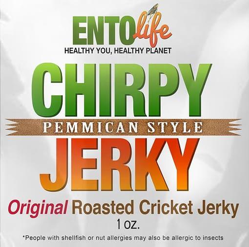 Chirpy Jerky