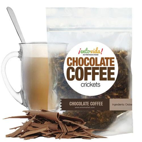 Chocolate Coffee Cricket Snacks