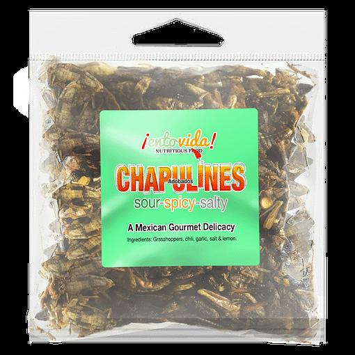 Adobados Chapulines