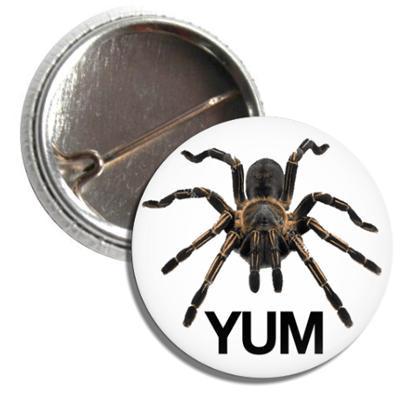 Yum Tarantula Button