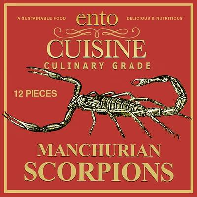 Edible Scorpions