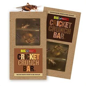 Cricket Crunch Bars