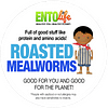 Roasted Mealworms For Sale