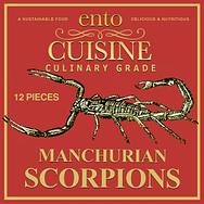 Gourmet Scorpions