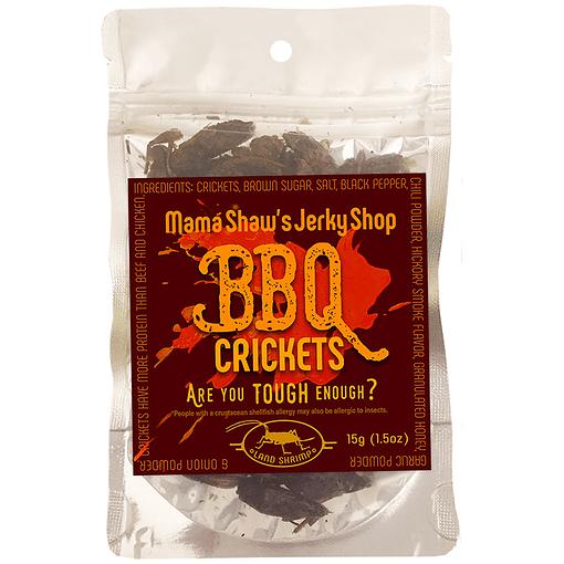 BBQ Crickets