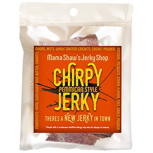 Cricket Jerky