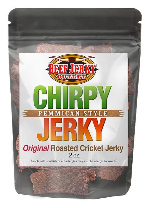 Cricket Jerky